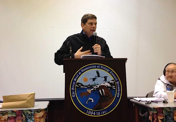 Sen. Mark Begich: Moving forward for the first people of Alaska