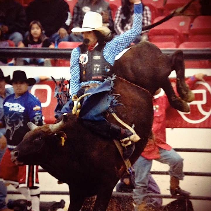 Native Sun News: Four from South Dakota win big at rodeo final