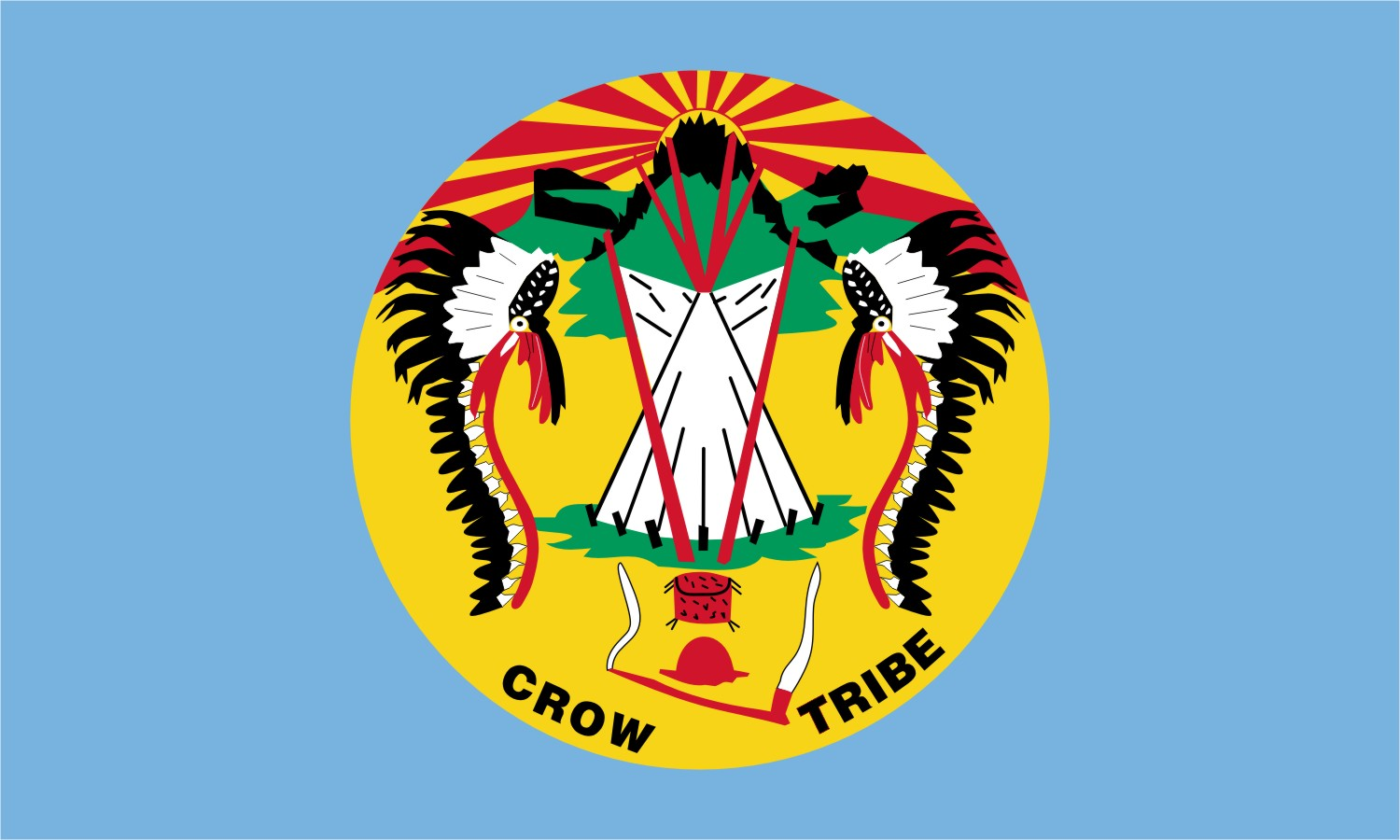 Crow Tribe sponsors billboard proclaiming 'Jesus Christ Is Lord'