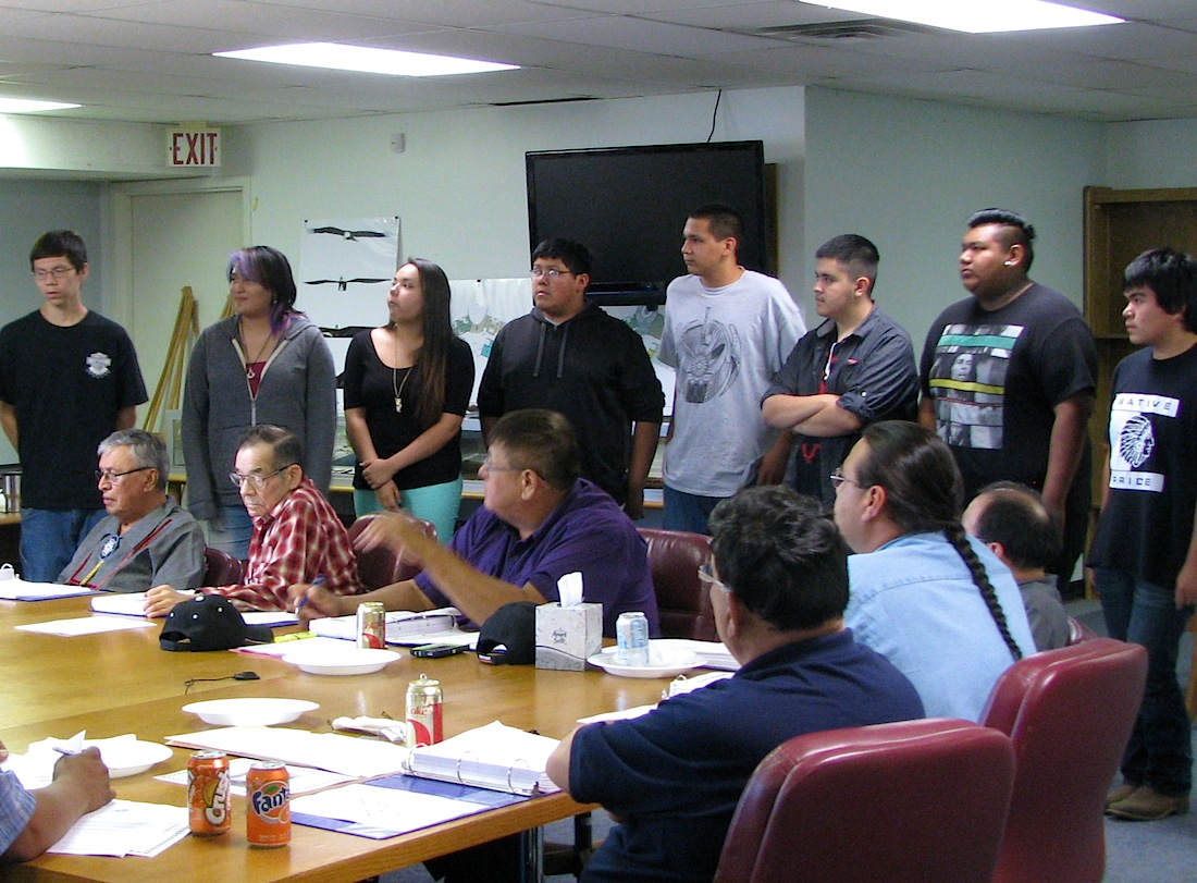 White House invites youth to DC for Tribal Nations Conference