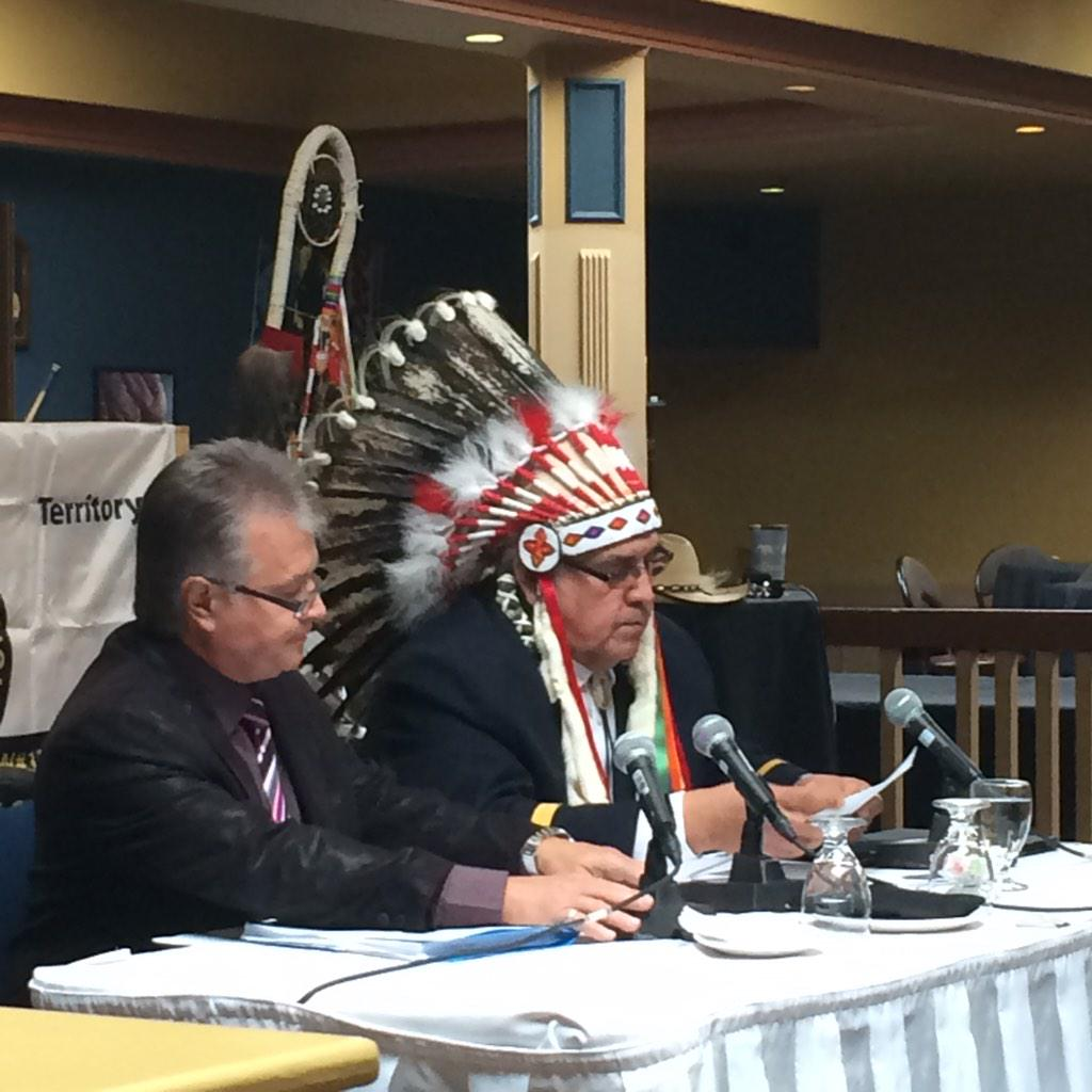 First Nations face loss of funds over failure to submit salaries