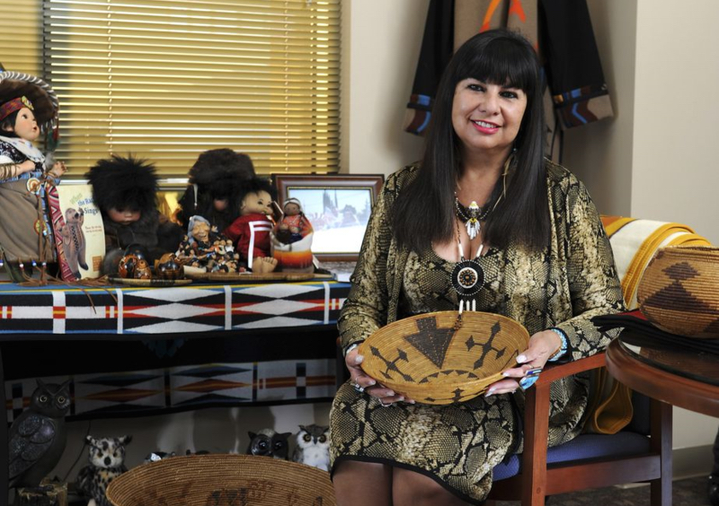 Chairwoman of San Manuel Band to join Gaming Hall of Fame