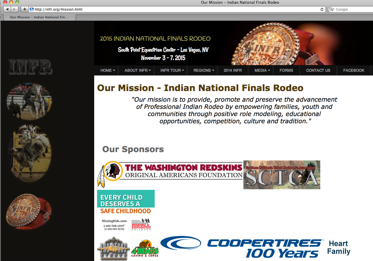 Cherokee Nation upset by link to Washington team's foundation