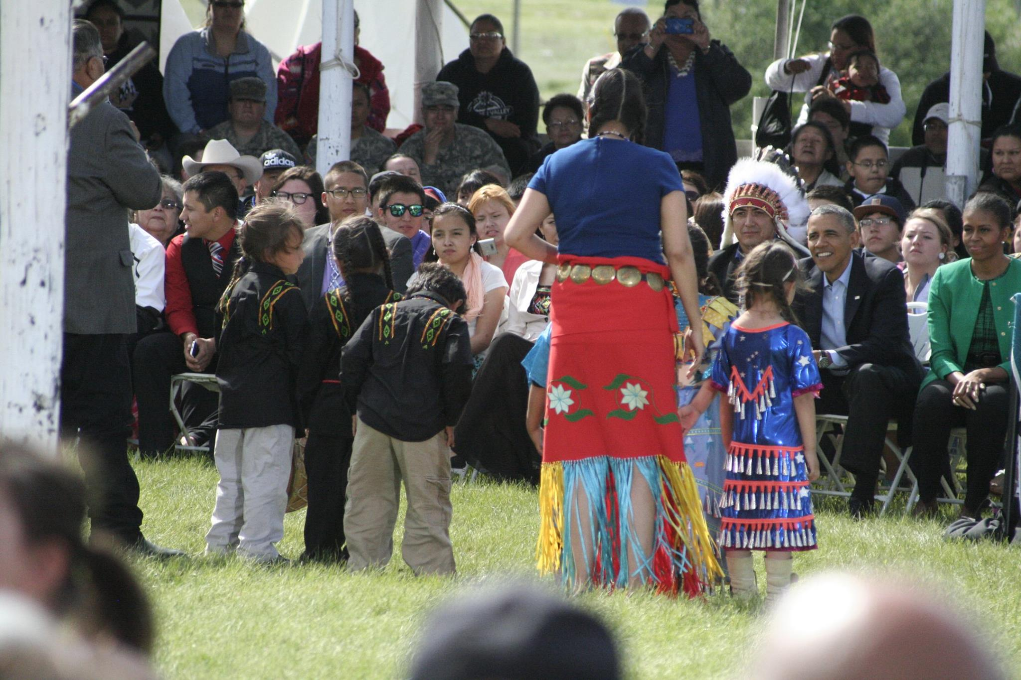 VOA: Standing Rock Sioux Tribe focuses on education for youth