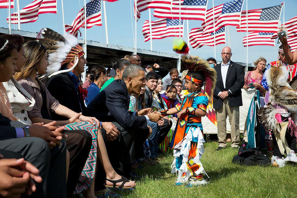 President Obama makes Native youth a priority in administration