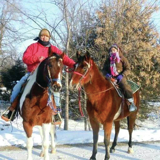 Native Sun News: Dakota memorial riders start 330-mile journey