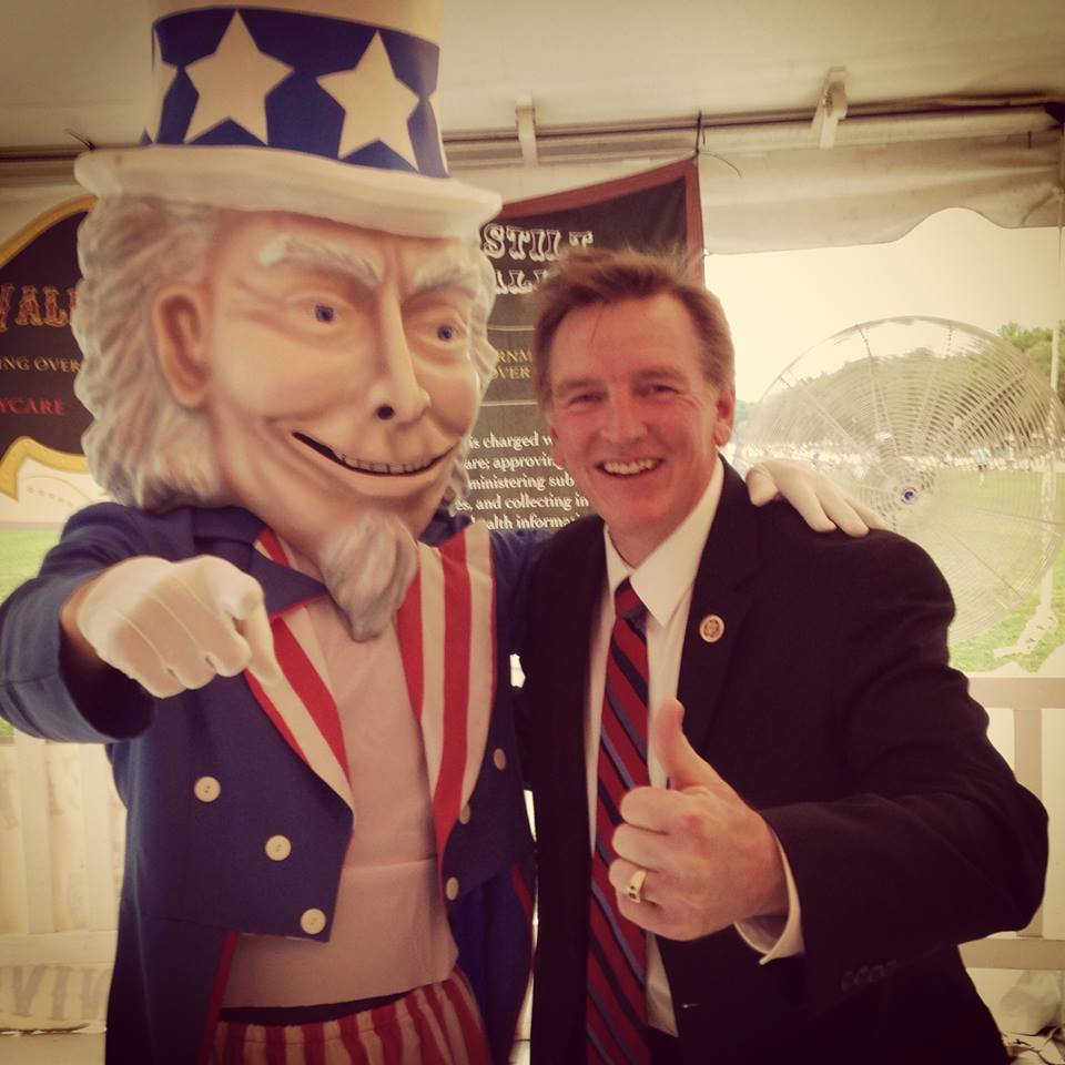 Rep. Gosar won't apologize for calling Native Americans 'wards'