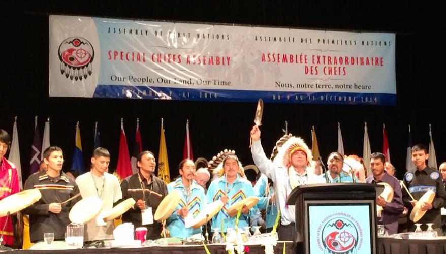 Assembly of First Nations elects Perry Bellegarde as new leader