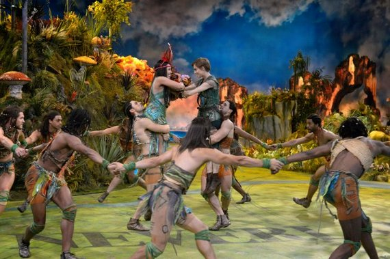 Opinion: It's hard to ignore the racial problems with Peter Pan
