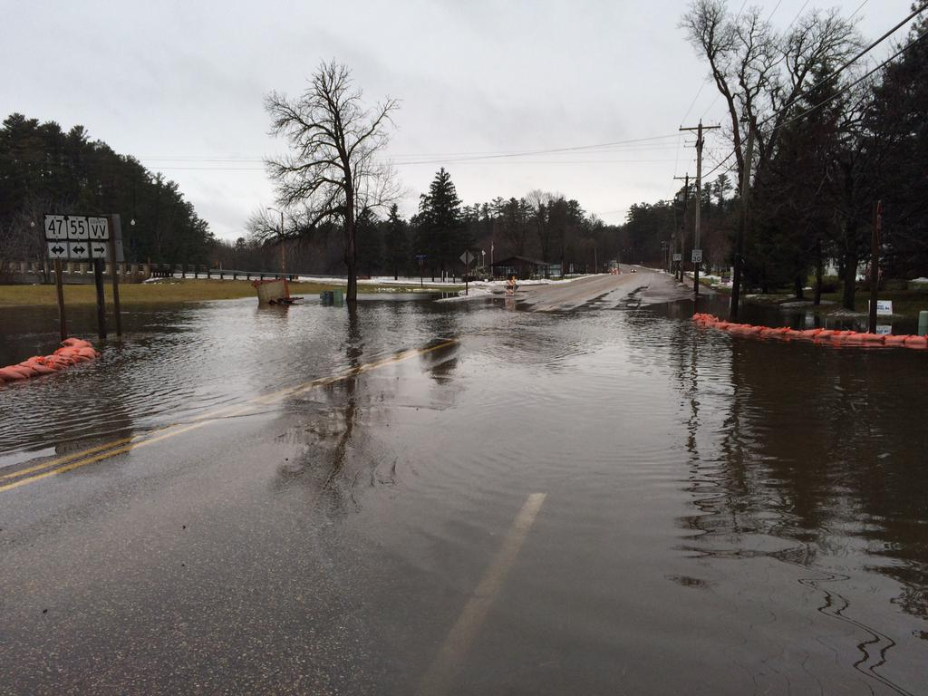 Menominee Nation declares emergency due to flooding conditions