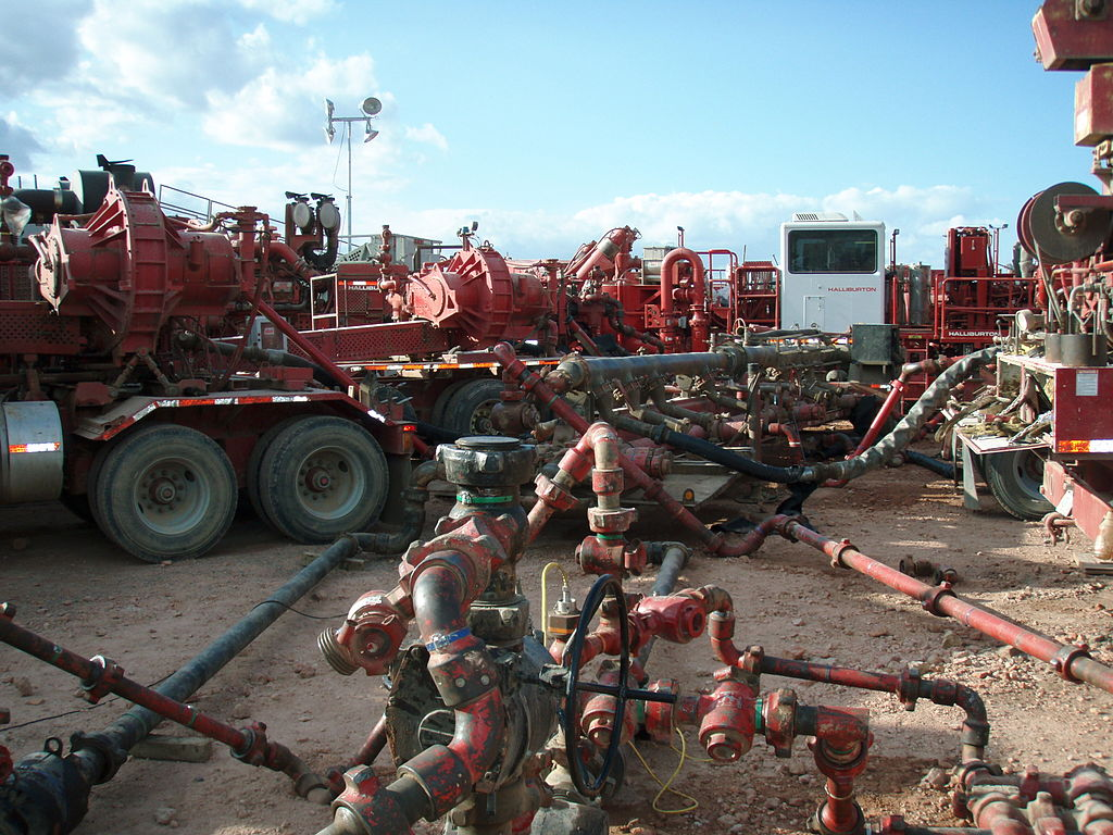 House appropriations bill blocks fracking rule in Indian Country