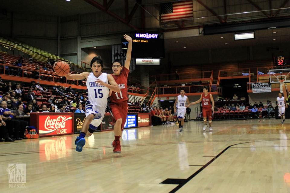 Brandon Ecoffey: Tournament shows hope of the Lakota people