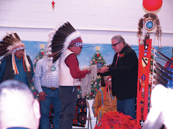 Native Sun News: Oglala Sioux Tribe inaugurates new leadership
