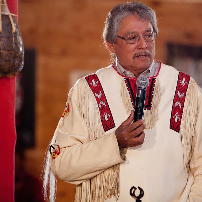 Dave Courchene: Spirit Tour aims to inspire us to walk together