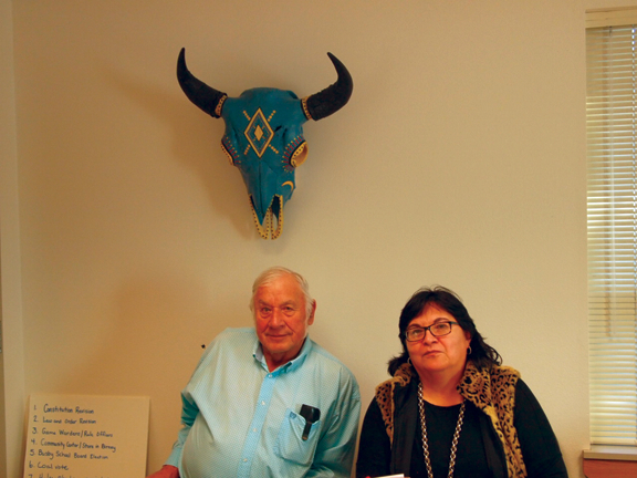Native Sun News: Northern Cheyenne Tribe hails land measure