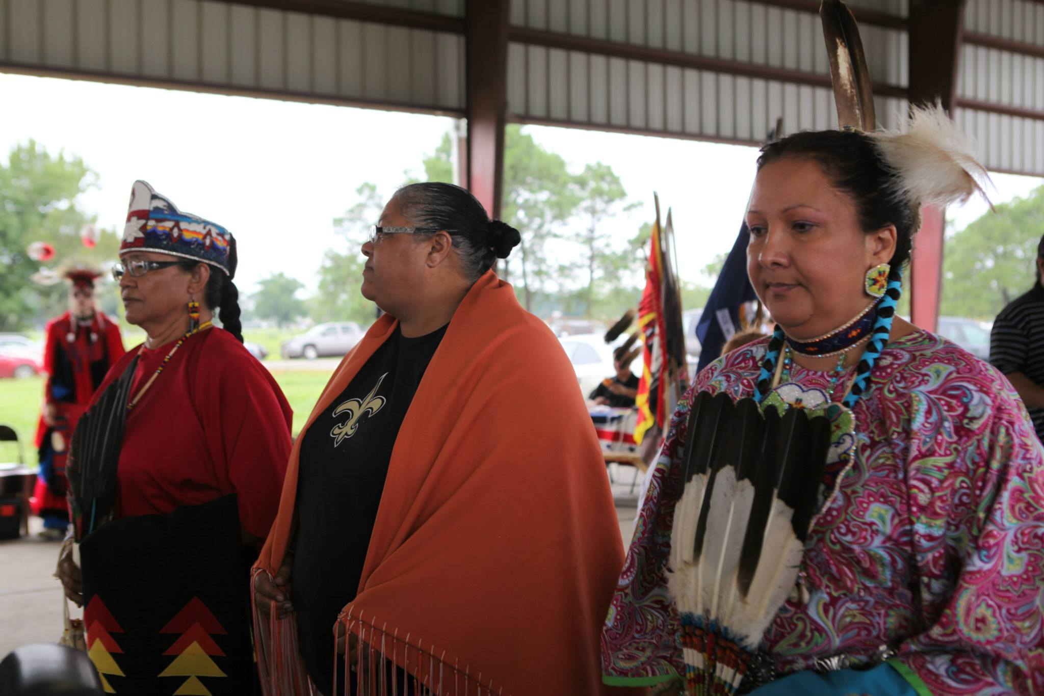 Young members from Houma Nation work to revitalize language