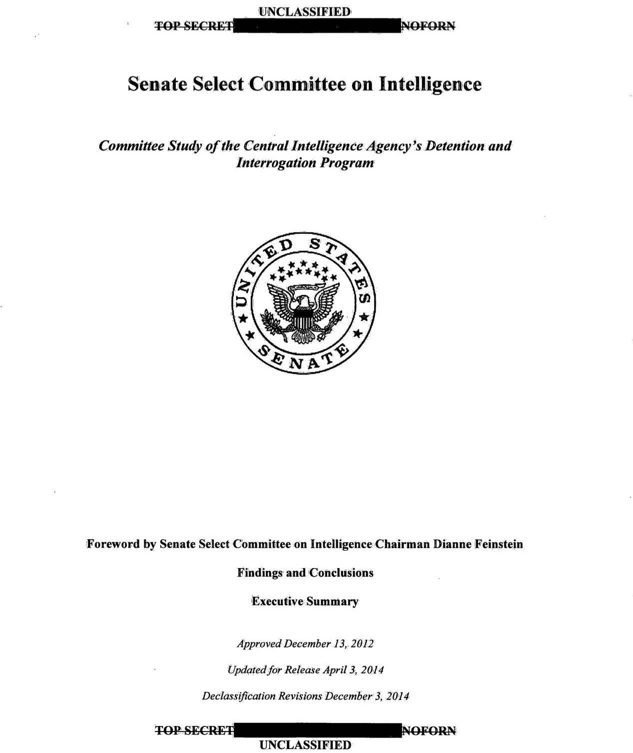 Steve Russell: The CIA torture report and federal Indian policies