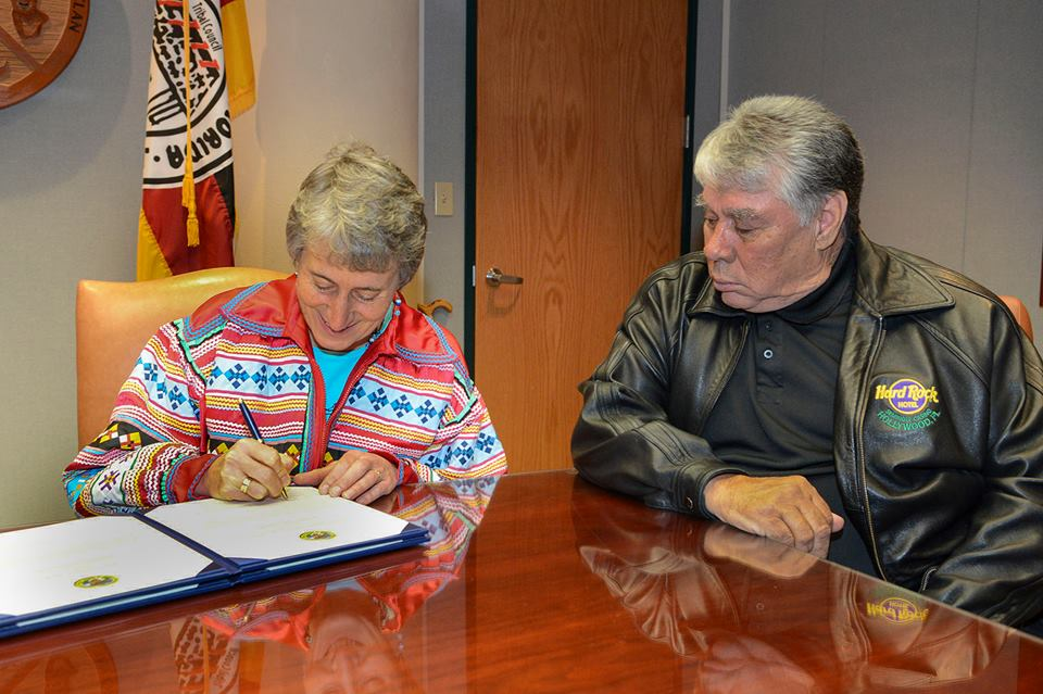 Seminole Tribe is latest with approved HEARTH Act regulations