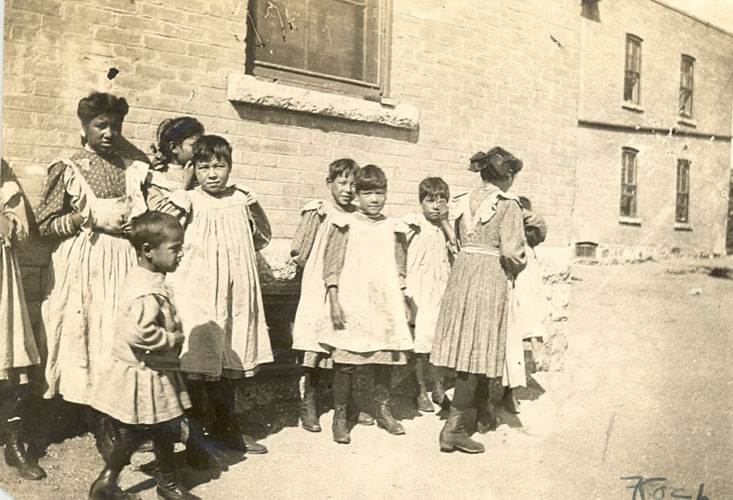 Native students subjected to experiments at residential school