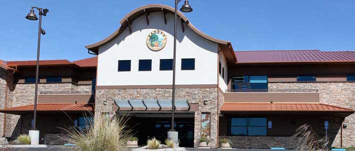 Woman arrested for deaths of two people on Barona Reservation