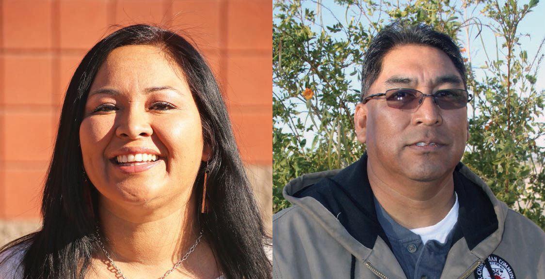 Ak-Chin Indian Community welcomes two new council members