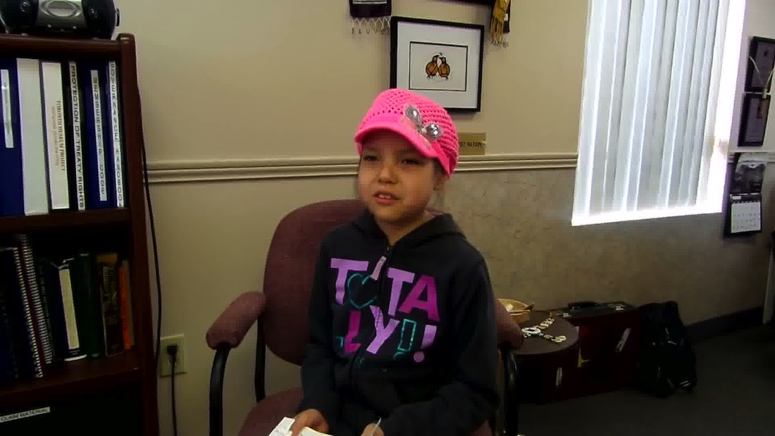 Native girl who refused chemotherapy treatment dies at age 11