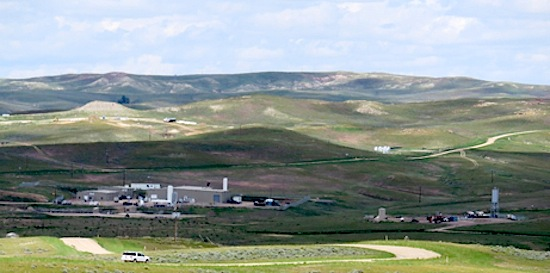 Native Sun News: Oglala Sioux Tribe contests uranium expansion