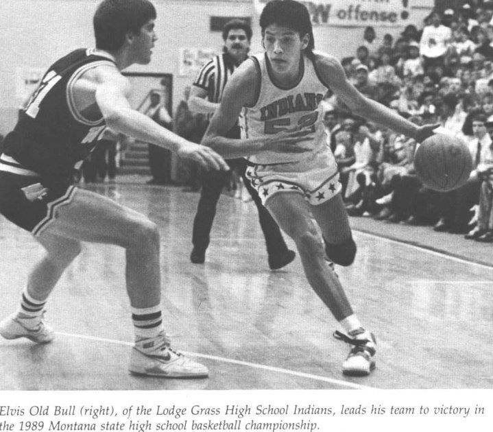 Jay Daniels: A tribute to Crow basketball legend Elvis D. Old Bull