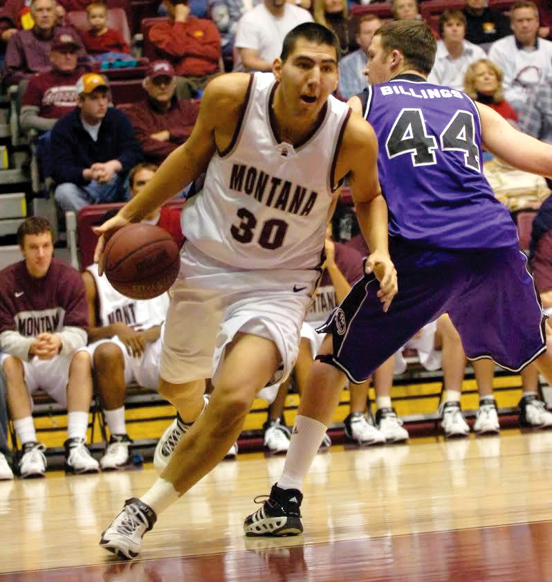 Native Sun News: Montana basketball legend gives back to youth