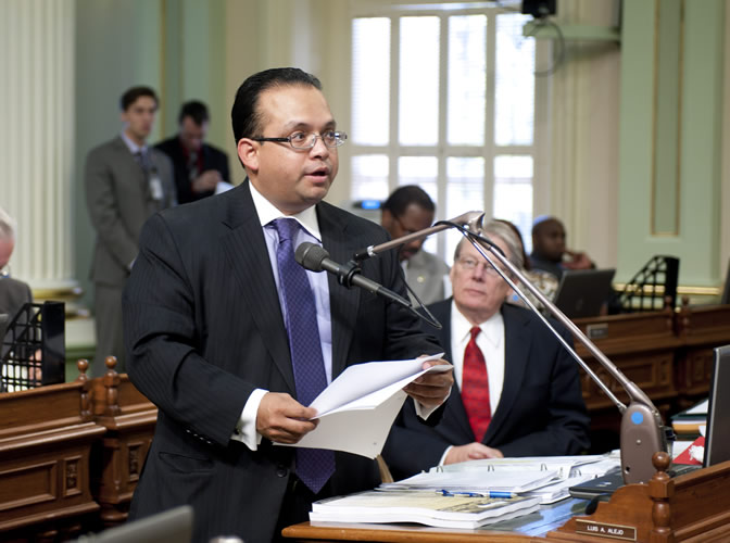 Luis Alejo: Apologize to the Chumash Tribe for 'hurtful' remarks