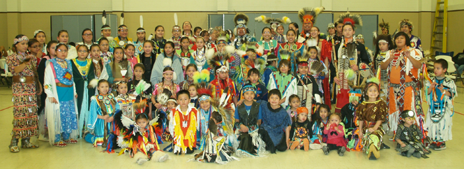 Native Sun News: Wambli Ska group keeps Indian children safe