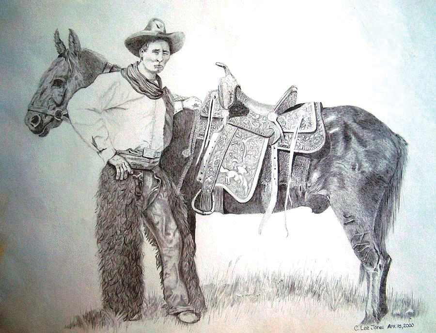 Early Days of Indian Rodeo
