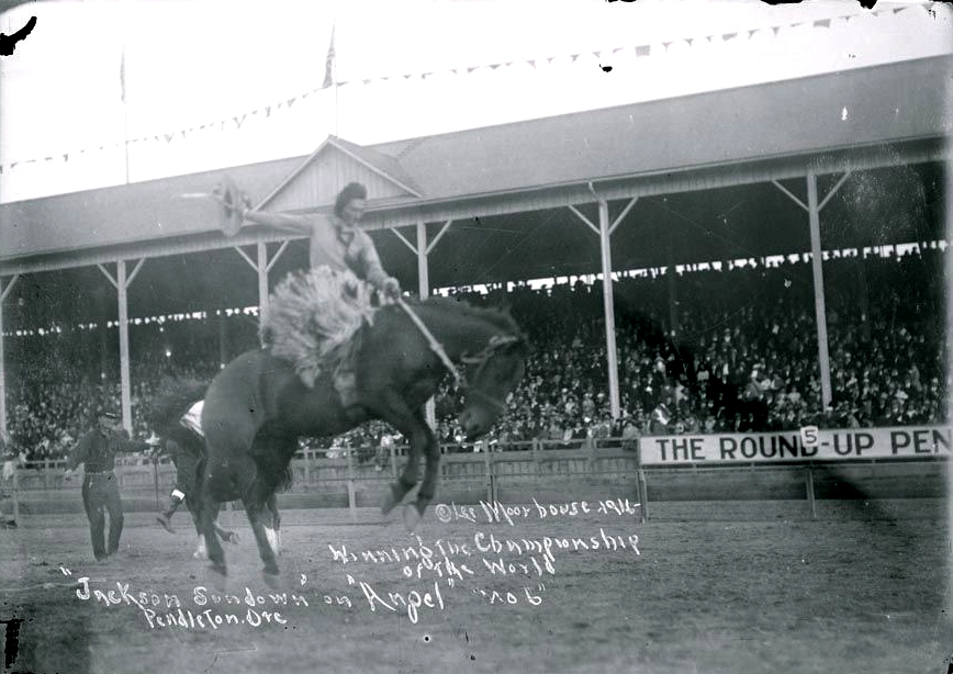 Native Sun News: Remembering rodeo legend Jackson Sundown