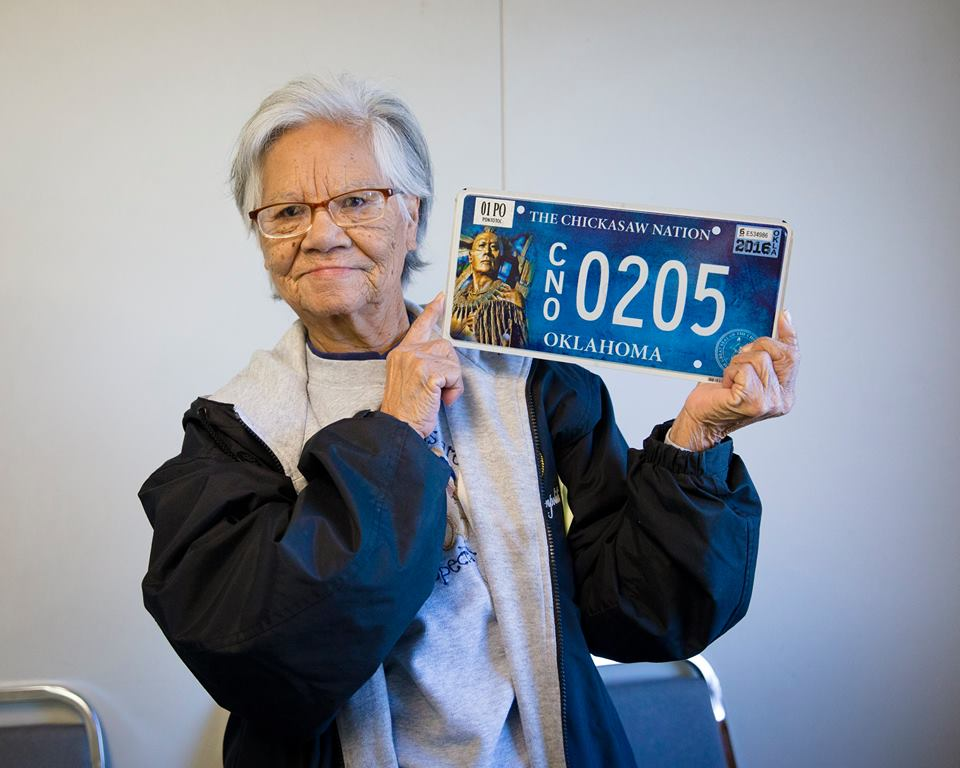 Chickasaw Nation citizens start purchasing tribal vehicle tags