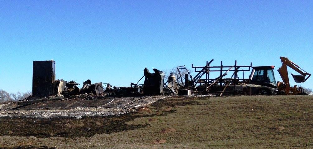 Cheyenne and Arapaho Tribes leader calls fires a 'heinous act'