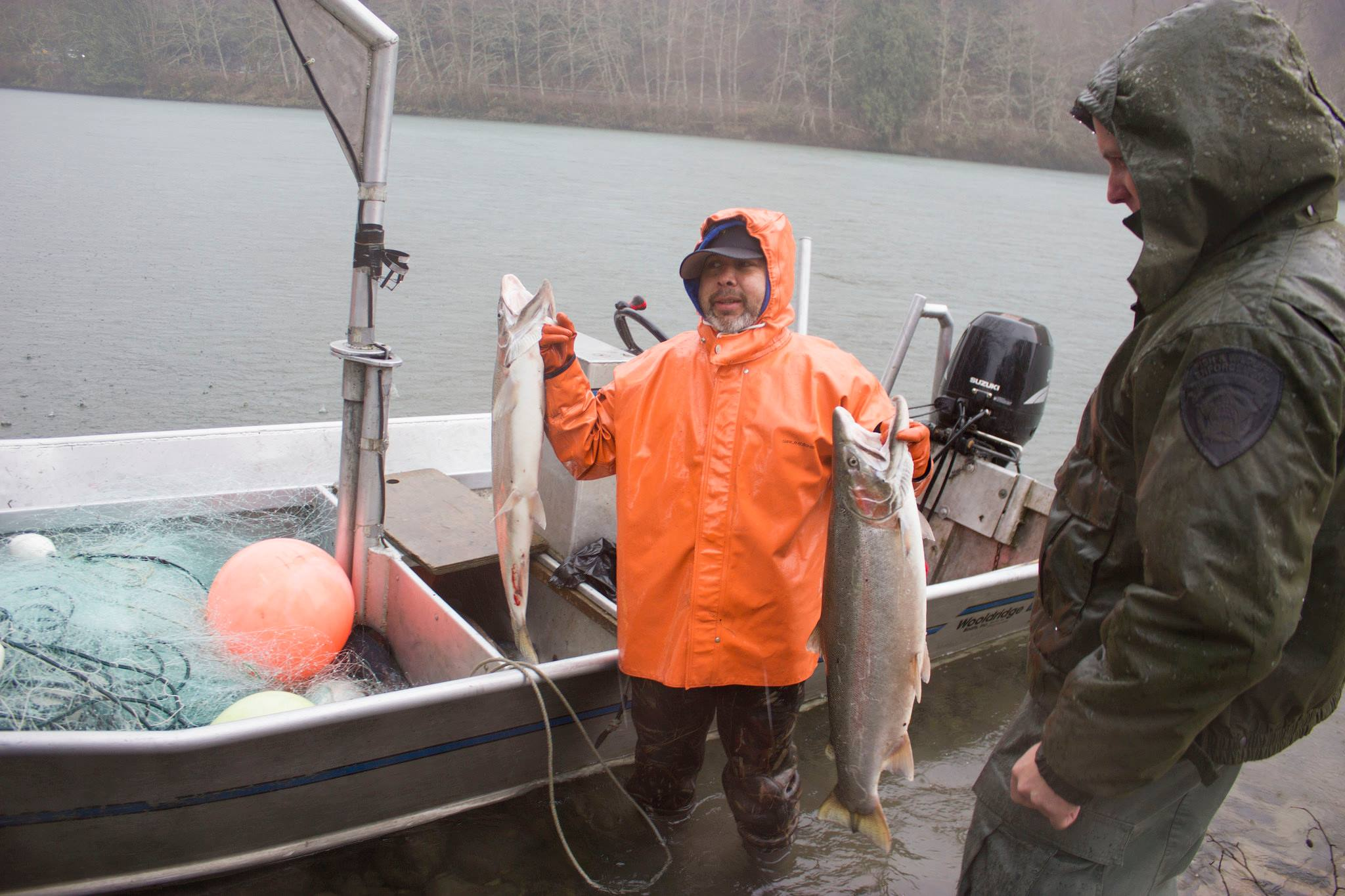 Lorraine Loomis: Eating fish shouldn't be risky for Washington