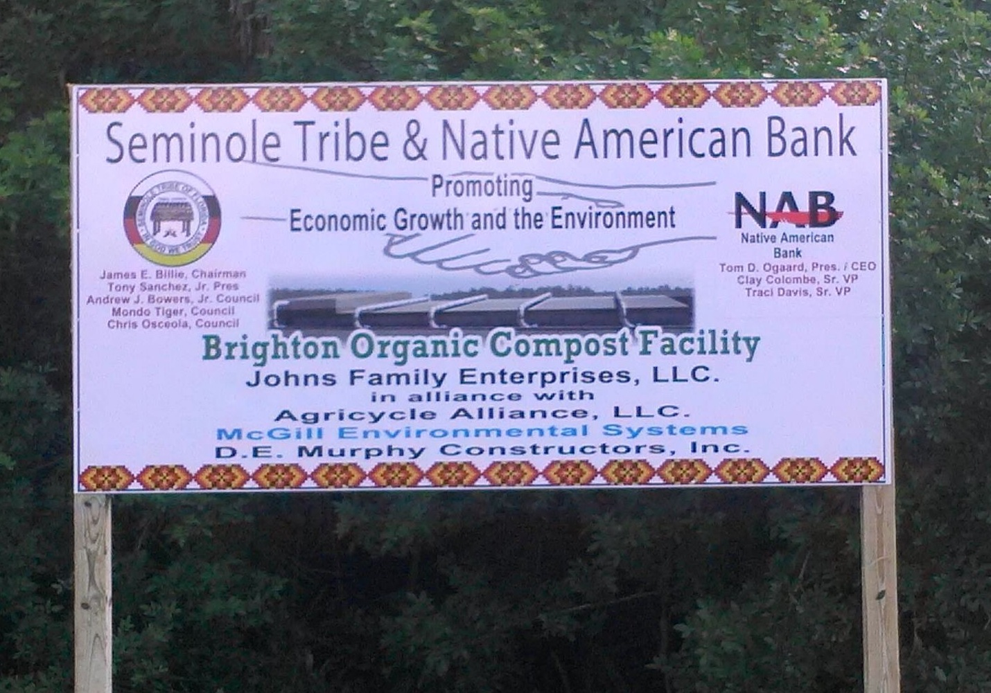 Winnebago Tribe's corporation invests in Native American Bank