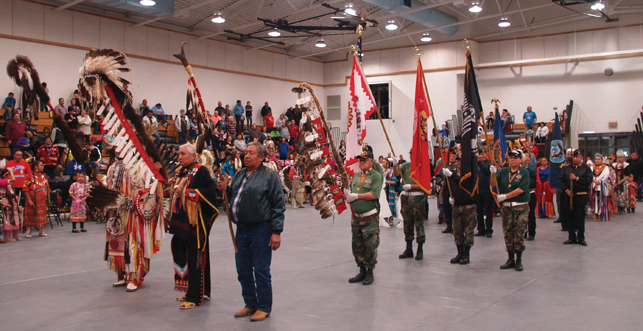 Native Sun News: Rosebud Sioux college hosts annual powwow
