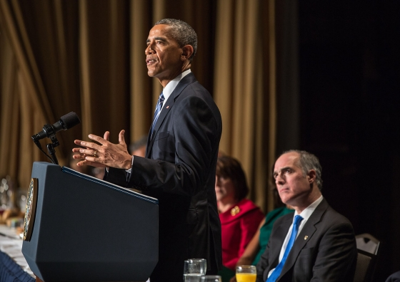 Steve Russell: Thoughts on Obama's speech at prayer breakfast