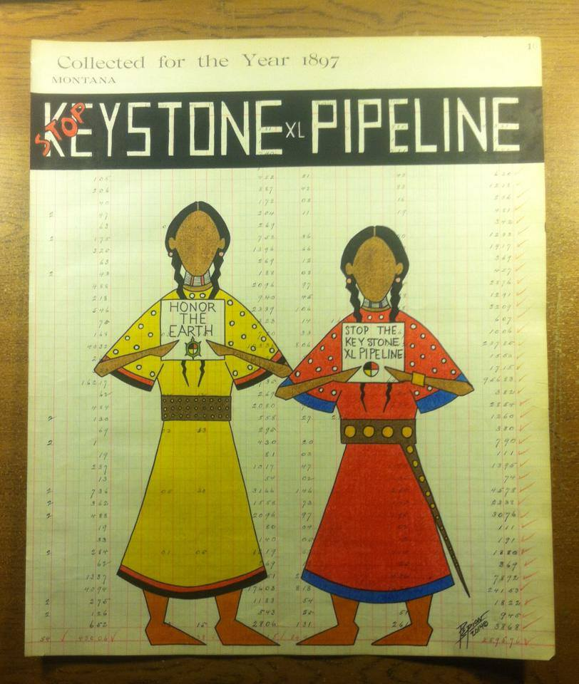 Gyasi Ross: Faith Spotted Eagle discusses Keystone XL battle