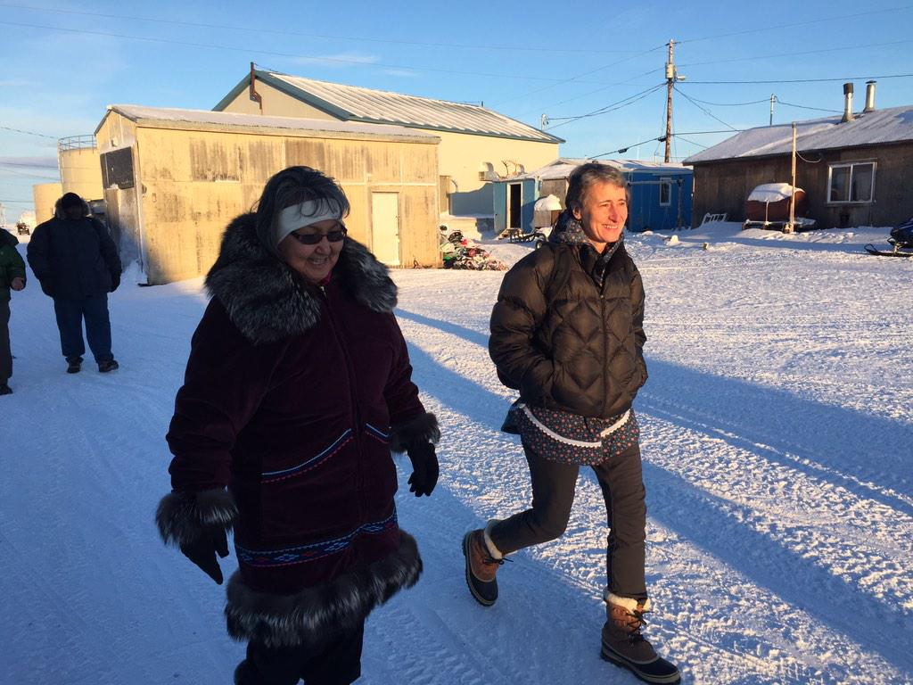 Interior Secretary Jewell meets with Alaska Native leadership
