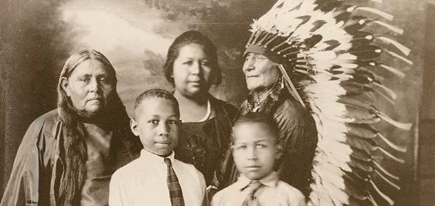 Gyasi Ross: Native Americans and African Americans share ties