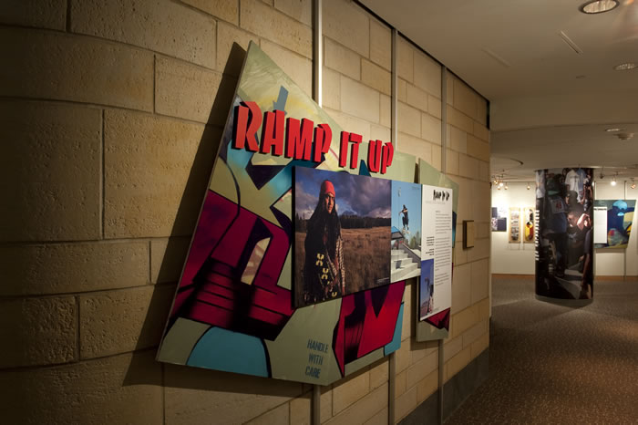 Indian skateboarding exhibit travels to Umatilla Tribes museum
