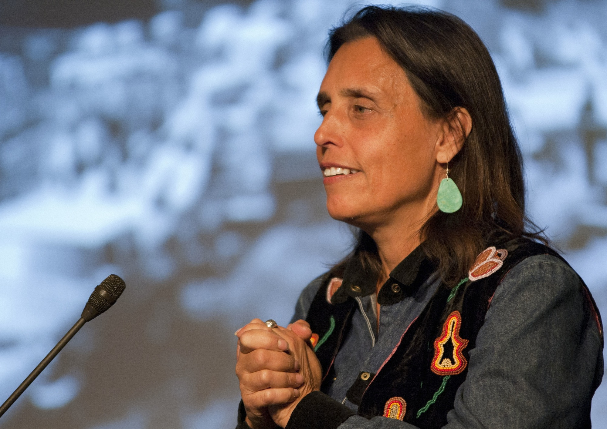 Winona LaDuke: Fossil fuels are bad for Native women's health