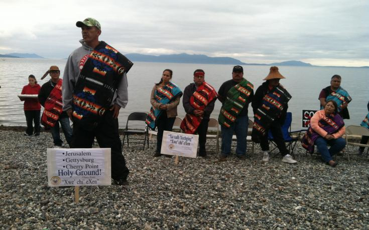 Lummi Nation submits more data in fight against coal terminal