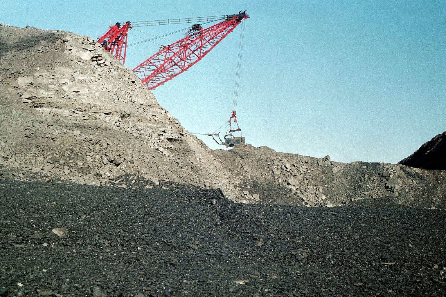a business opportunity coal mining