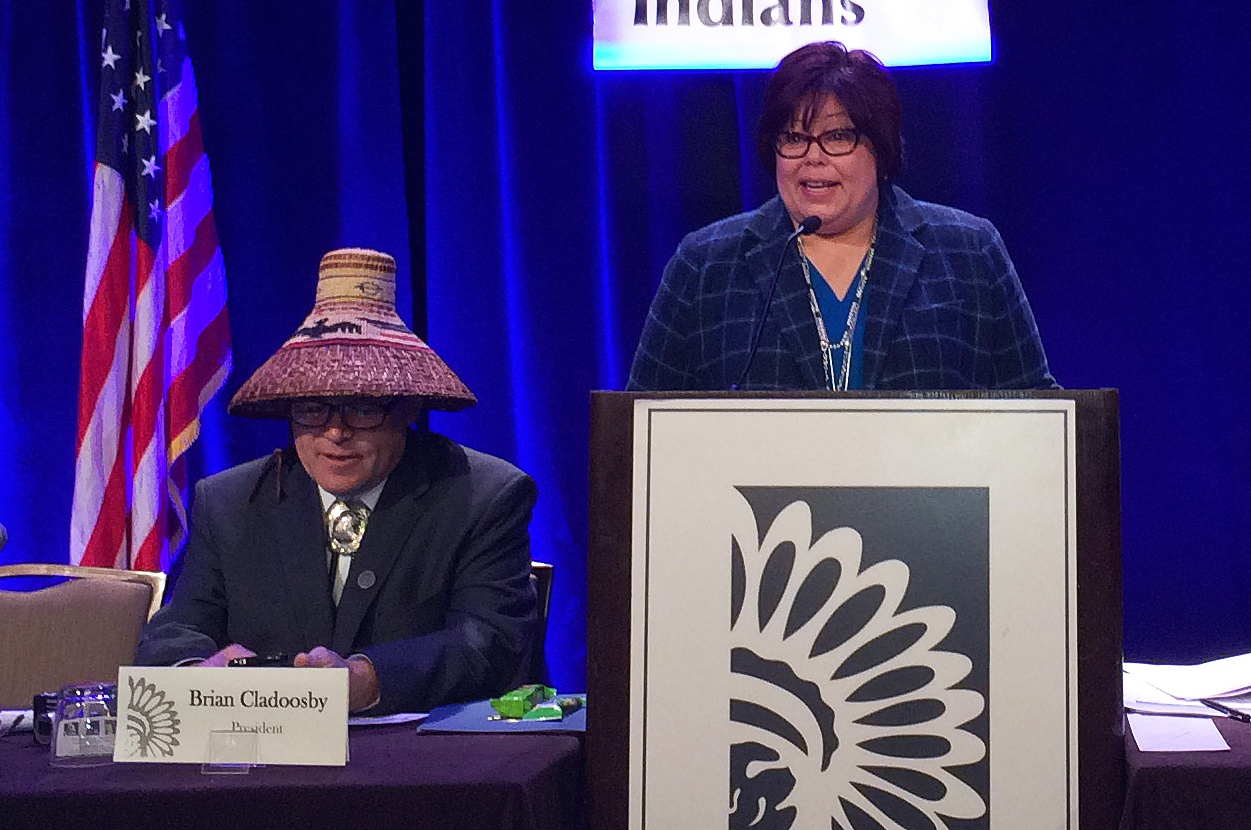 Tribes reach key milestone with jurisdiction provisions of VAWA