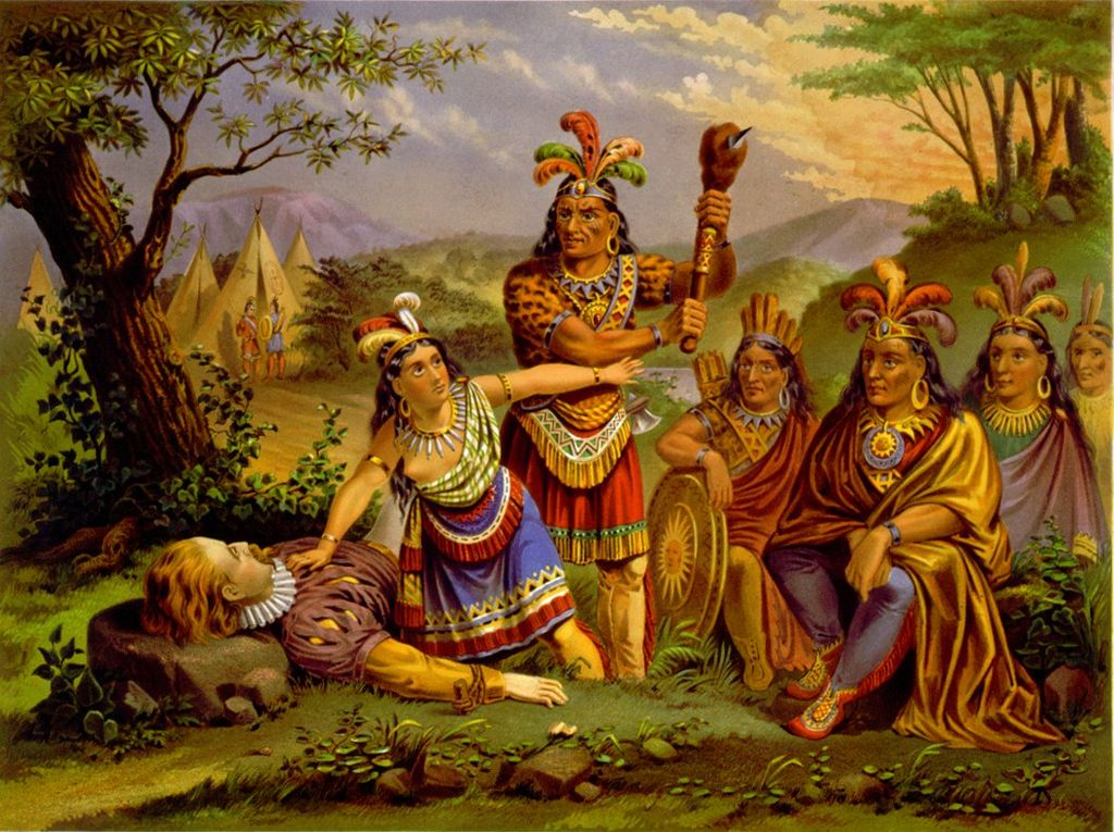Opinion: True history of Pocahontas much darker than you think