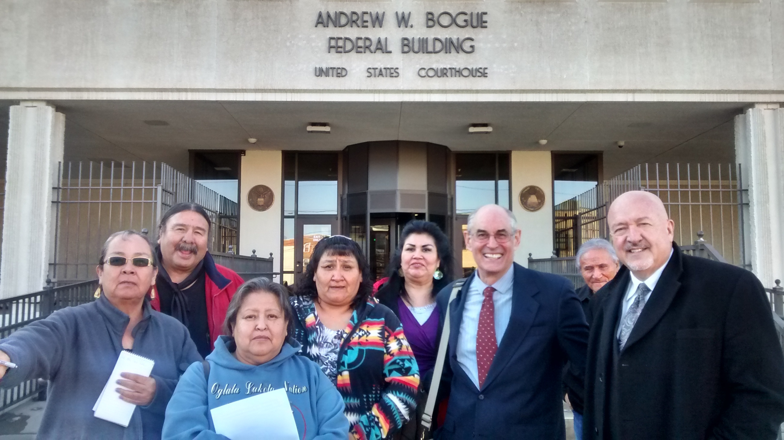 Tribes and families in South Dakota win big victory in ICWA case