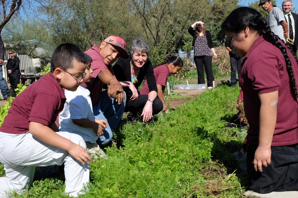 Interview: Interior Secretary Sally Jewell on Native youth focus